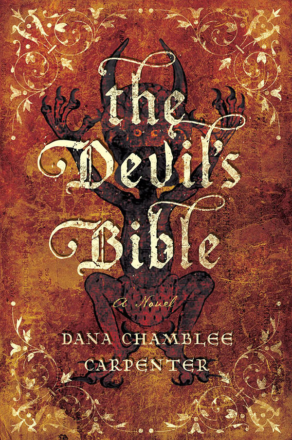 Devil's Bible Cover